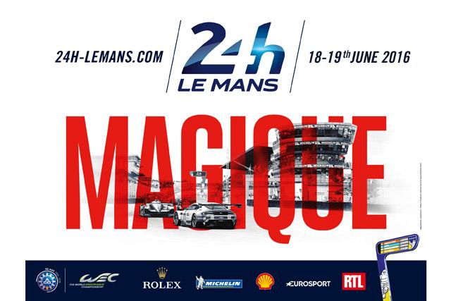 ル・マン/WEC | ル・マン24Hエントリー発表。61年ぶりに60台集結