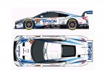 Epson NSX CONCEPT-GTの2016年カラーリングに選ばれた杉山晃一さんの作品