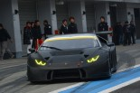 スーパーGT | 富士で3台の新型GT300マシンがテスト。いずれも順調な仕上がりをみせる