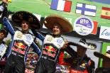 5戦ぶりに総合優勝を飾ったヤリ-マティ・ラトバラ(フォルクスワーゲン・ポロR WRC)