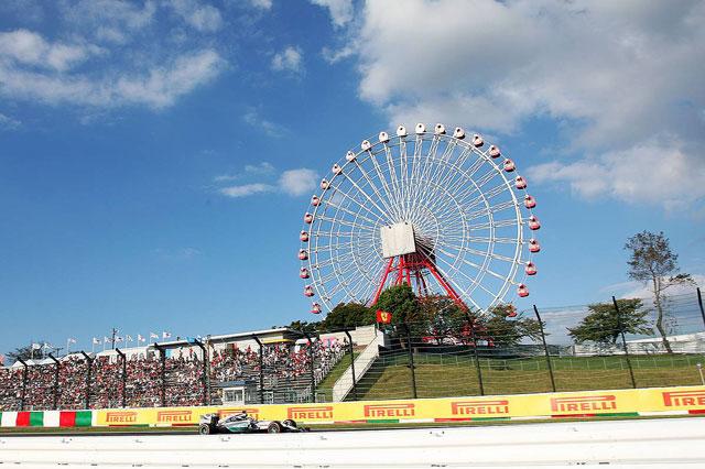 F1 | フジテレビ、今季F1全戦の完全生中継を発表
