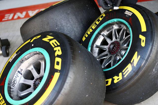 F1 | ニューエイ「新タイヤルールはチャンスになる」