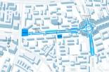フォーミュラEが公開したベルリンePrixのコースレイアウト