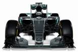   メルセデス、新車『W07』を正式に発表