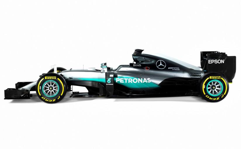 F1   メルセデスPU106C:1基余るだけの耐久力を目指す