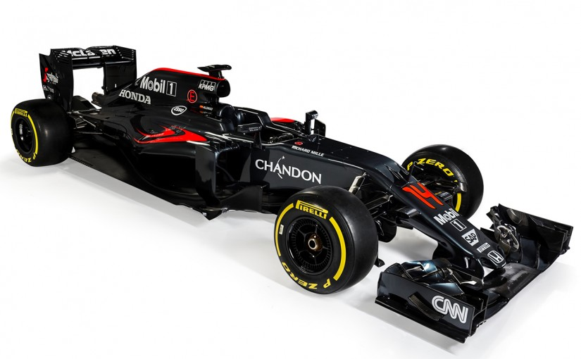 F1 | MP4-31、ホンダと共に優れた空力ソリューション実現