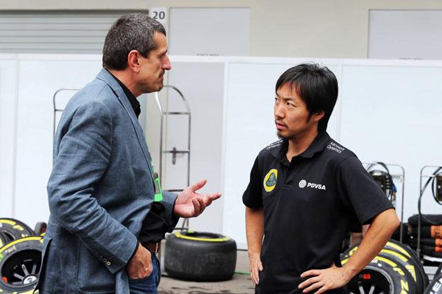 F1 | 小松礼雄コラム:ハース初出社。3カ国の制作体制