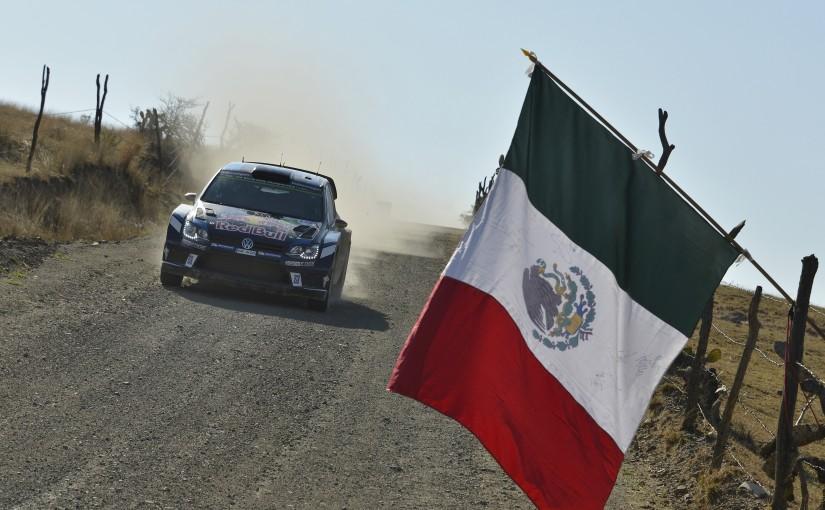 ラリー/WRC | 【動画】WRC第3戦メキシコ ハイライト