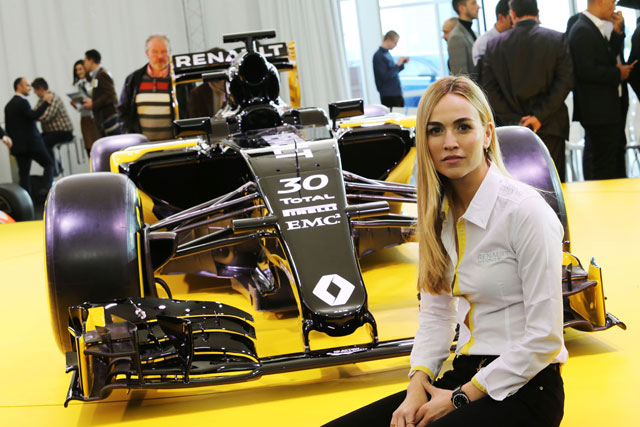F1 | カルメン、「12秒遅い」との批判を一笑に付す
