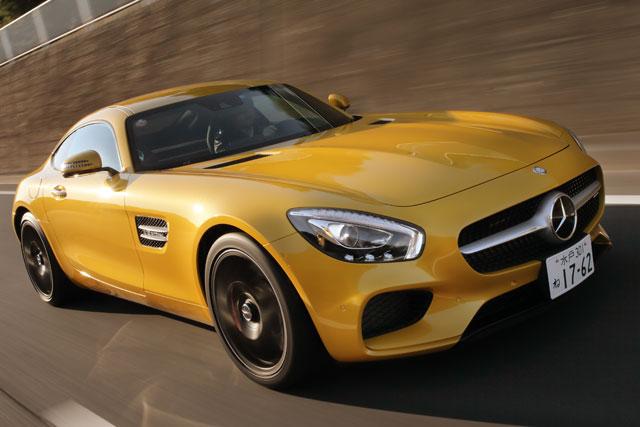 クルマ | AMG GT3のベース市販車、刺激的加速に衝撃