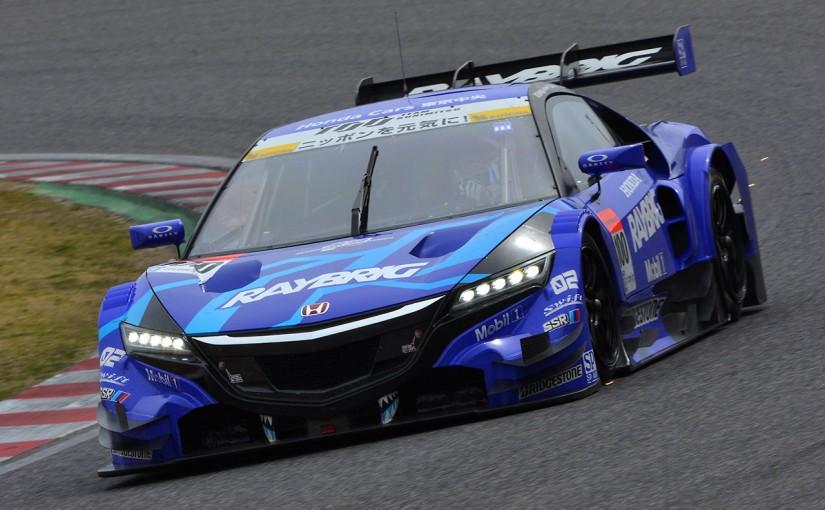 スーパーGT | 鈴鹿サーキットでスーパーGTメーカーテストが始まる。NSX勢が1分46秒台