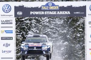 ラリー/WRC | 【動画】WRC第2戦スウェーデン ハイライト