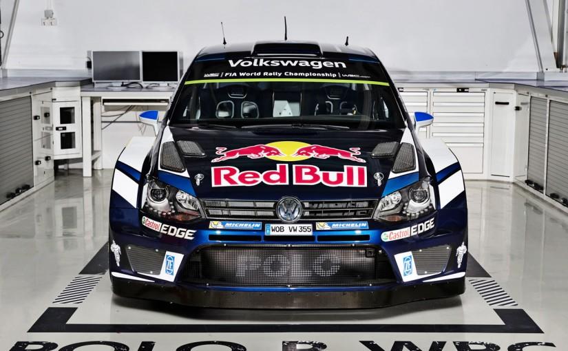 ラリー/WRC   VW、19年までWRC参戦確定。取締役会がプラン承認