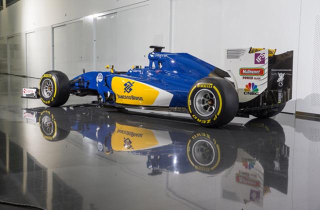 F1 | ザウバー、2016年仕様のカラーリングを公開