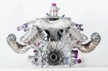 海外レース他 | ポルシェLMP1、V4ターボエンジンを初公開