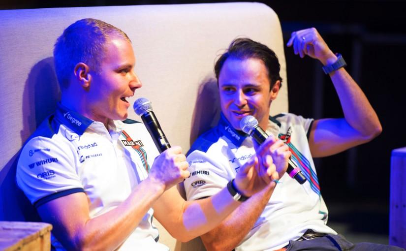 F1 | ボッタス「すべて改善した」FW38の初テストに期待