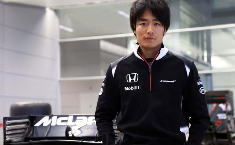 F1   松下信治、マクラーレンのテスト&開発ドライバーに