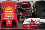 F1 | フェラーリ新車分析:攻めたリヤ部分は勝算ありか