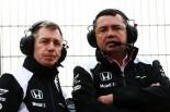 F1   マクラーレン「今シーズン、F1表彰台への期待はまだ早すぎる」