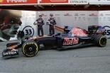 F1   トロロッソSTR11、イメージ踏襲の新カラーリング披露