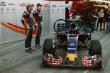 F1   トロロッソSTR11:昨年型フェラーリの不利をシャシーでカバー