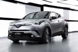 クルマ | トヨタ、新クロスオーバー『C-HR』を世界初公開。ニュルにコンセプト車も参戦