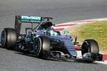 F1   第2回バルセロナ合同テスト1日目 タイム結果