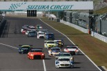 S耐鈴鹿:1号車GT-Rが今季初Vで最終戦締め括る