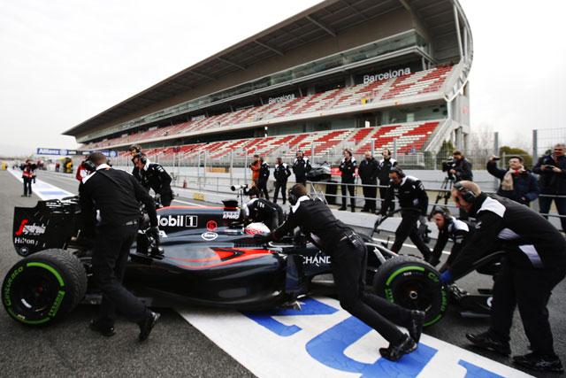 F1 | マクラーレン「自信回復。向上確信できた」