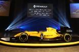 F1 | ルノーF1、イエローのR.S.16を正式発表!