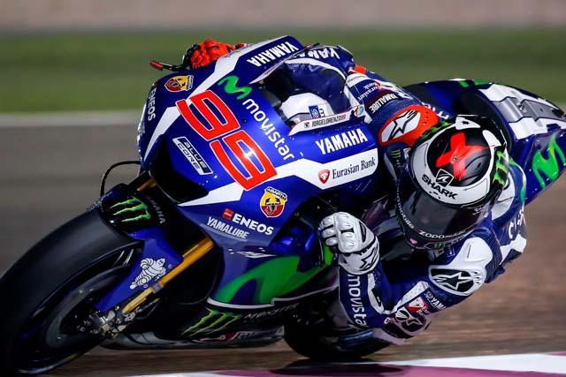 MotoGP | MotoGPカタールオフィシャルテスト1日目 ロレンソがトップでスタート