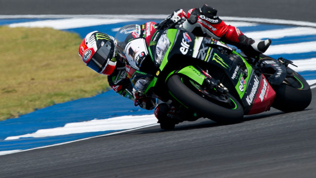 MotoGP   SBK第2戦タイ レース1 ジョナサン・レイが開幕3連覇