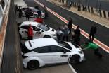 海外レース他 | TCRシリーズの性能調整テスト実施。プジョー308含む8車種が走行