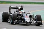 2016年F1開幕戦オーストラリアGP フリー走行1回目 フェルナンド・アロンソ