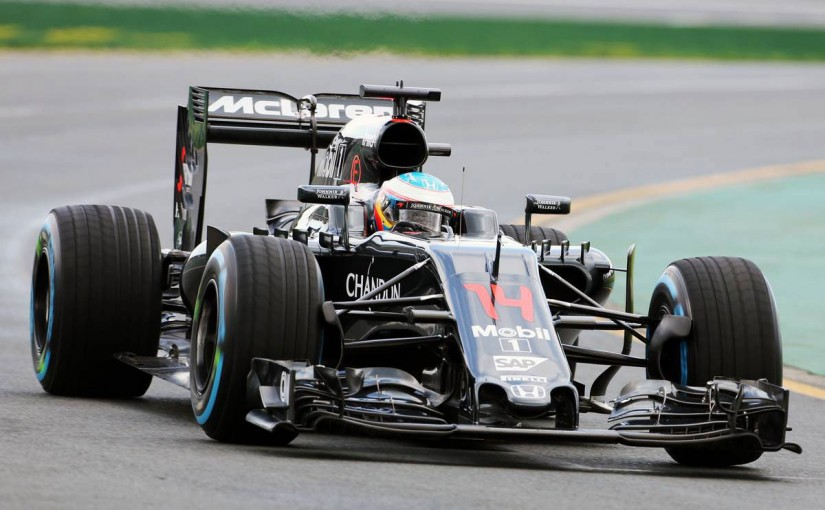 F1 | F1開幕オーストラリアGP フリー走行1回目結果