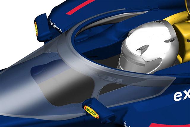 F1 | レッドブルの頭部保護システムはハロより「視界良好」