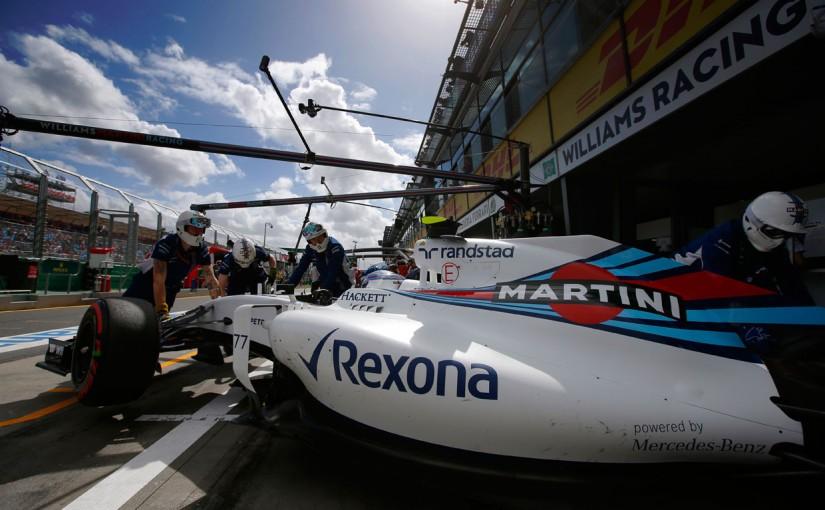 2016年F1開幕戦オーストラリアGP 予選 バルテリ・ボッタス