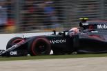 2016年第1戦オーストラリアGP ジェンソン・バトン(マクラーレン・ホンダ)