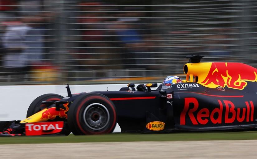 F1 | リカルド「ルノーPUの本格的なアップグレードに期待」:レッドブル オーストラリア土曜