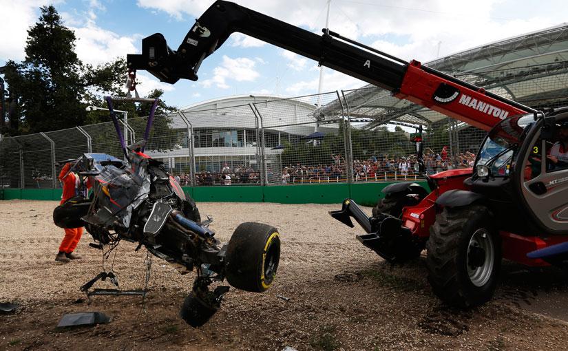 F1 | マクラーレン、「シート破損」の報道に訂正コメント