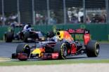 F1 | リカルド「母国表彰台というおとぎ話を夢見た」:レッドブル オーストラリア日曜