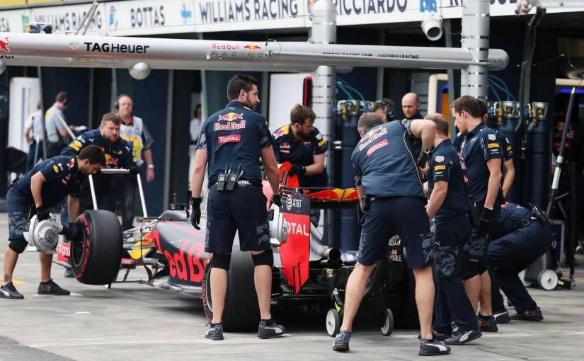 F1 | パット・シモンズ「新予選方式はQ1とQ2では効果を発揮した」