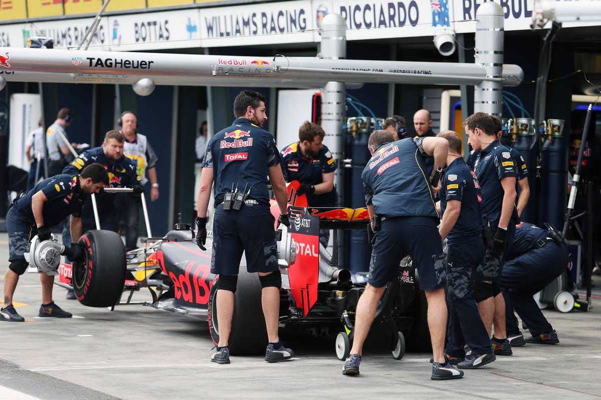 2016年F1開幕戦オーストラリアGP