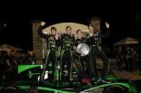 優勝したエクストリーム・スピード・モータースポーツ(ESM)の2号車リジェJS P2・ホンダ