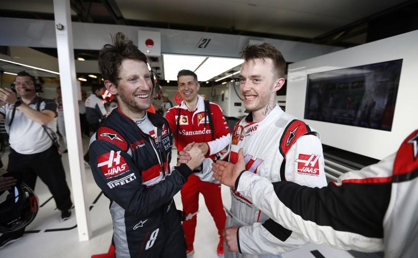 F1   デビュー戦で入賞のハース「トップチームとも戦える」と自信を深める