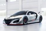 スーパーGT | ホンダがGT3規定に参入!『アキュラNSX GT3』をニューヨークショーで公開
