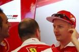 F1 | ライコネン観察日記・第2回「奇妙な経験だったけど、やるしかない」