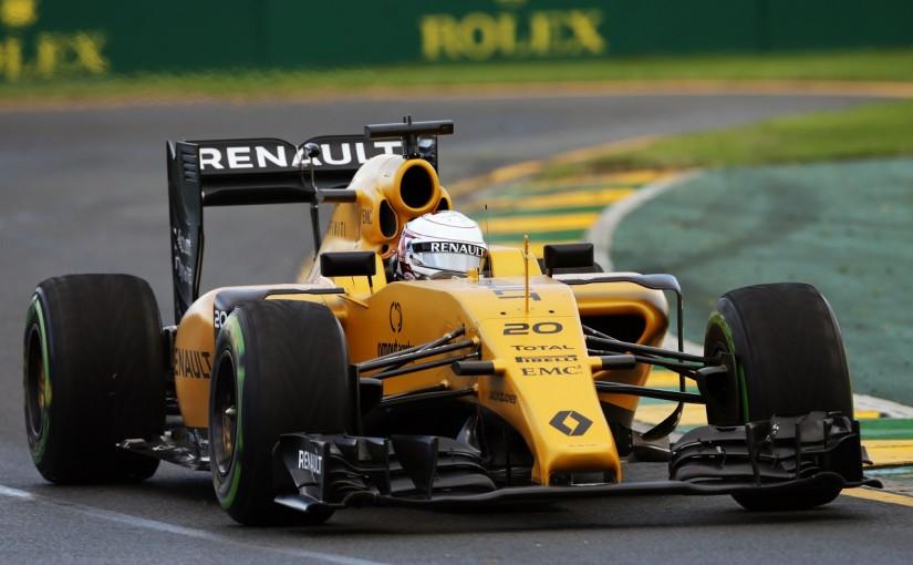 F1 | ルノー、バーレーンで新型フロントウイングを導入
