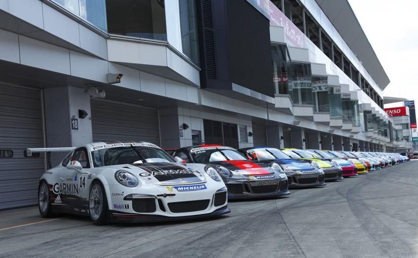 国内レース他 | 3月22日~23日にPCCJの合同テスト開催。17台が走行重ねる