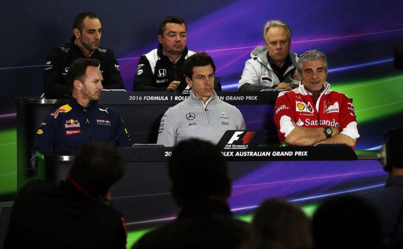 "F1 | スパイからの手紙/新予選方式、続行の""戦犯""は誰だ?"
